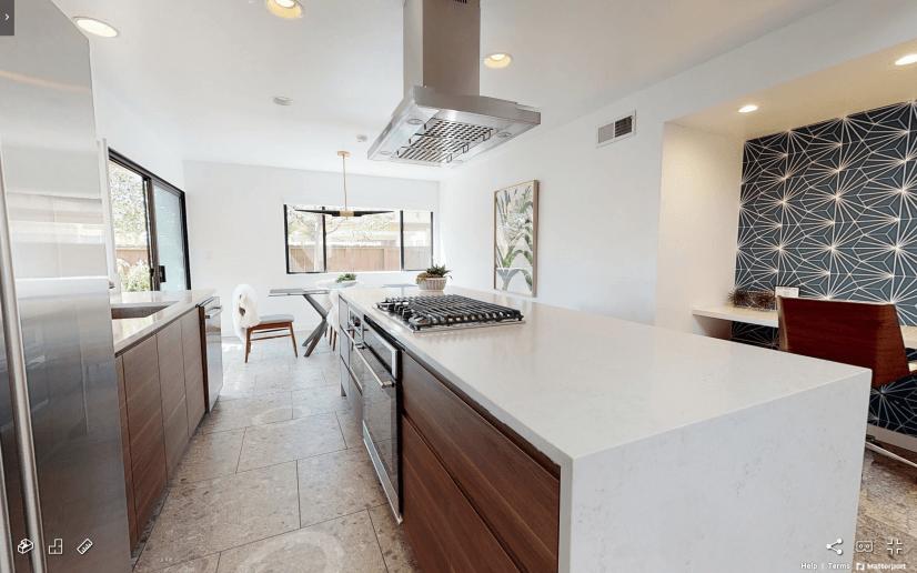 Tierrasanta Furnished Home - Kitchen + Dining Area