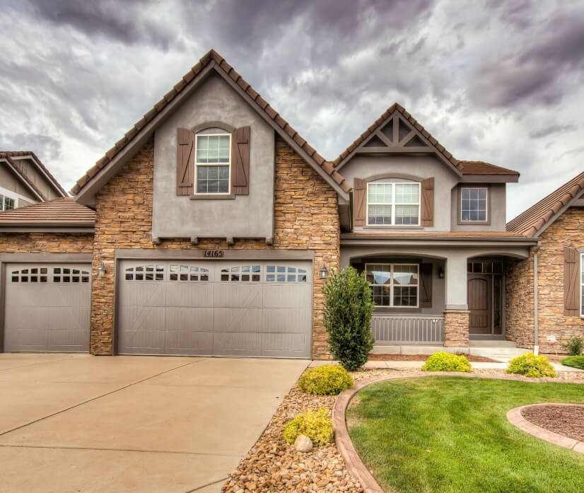Meridian Estates in Parker Colorado