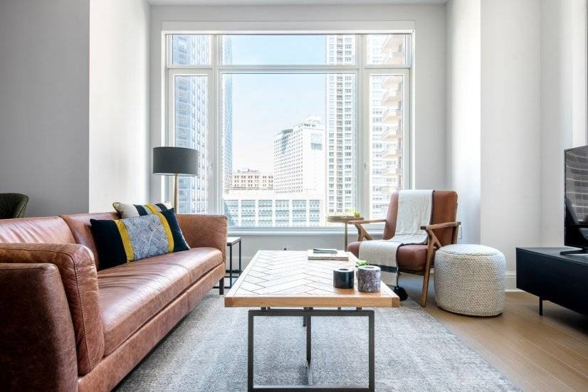 Lux Streeterville 1BR w/ Gym, Pool