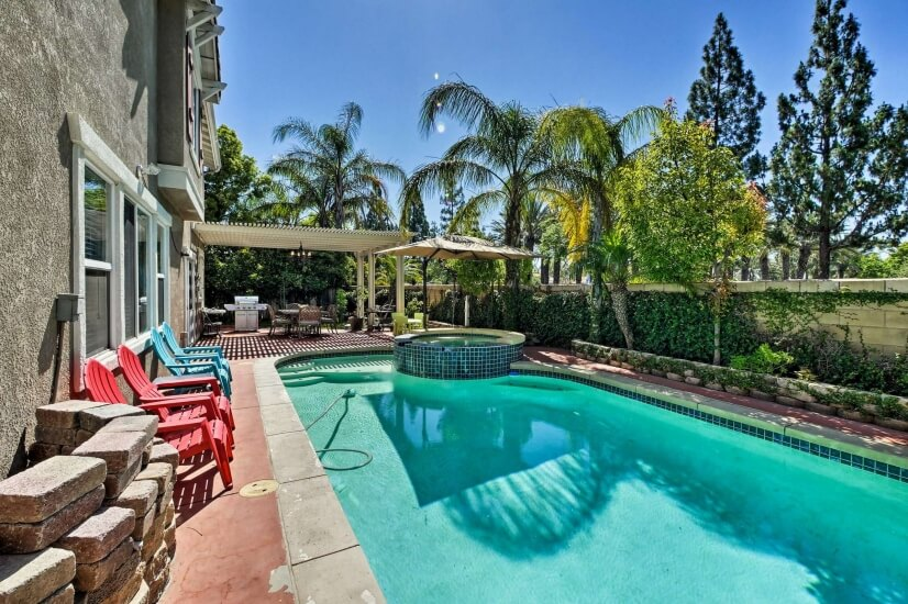 Rancho Cucamonga CEO Home w/Private Pool