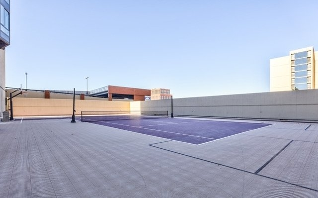 Tennis, Basketball, Pickle ball and outdoor running track