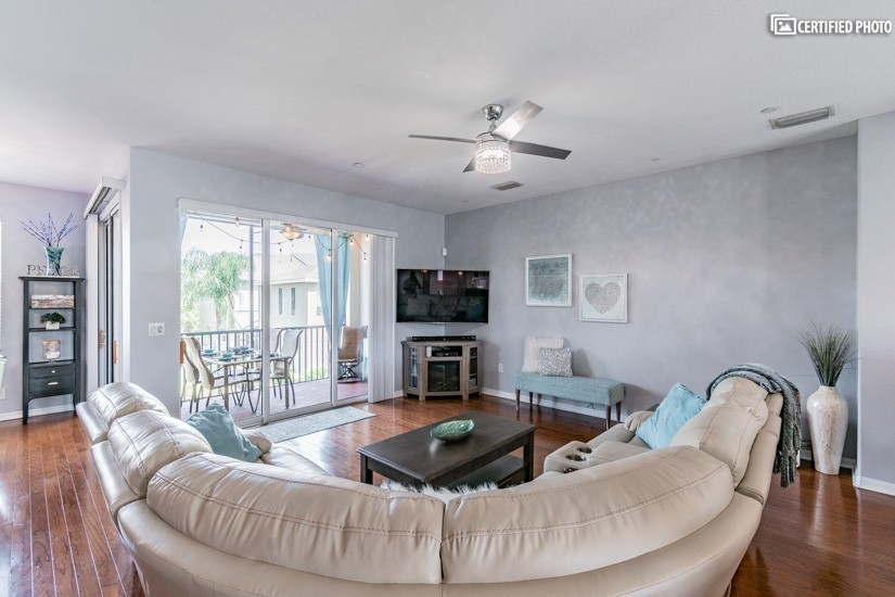 Tampa Westchase Area Furnished Townhouse