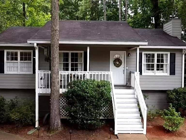Furnished Home in Douglasville GA