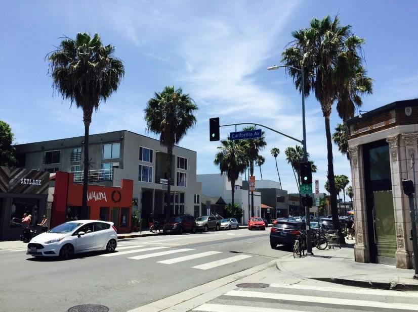 Walk or Bike to Venice Beach