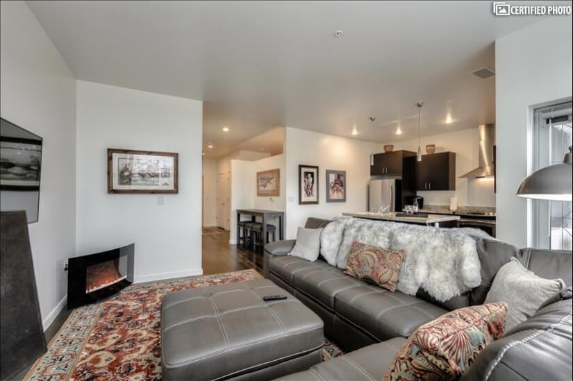 One Bedroom Executive Condo
