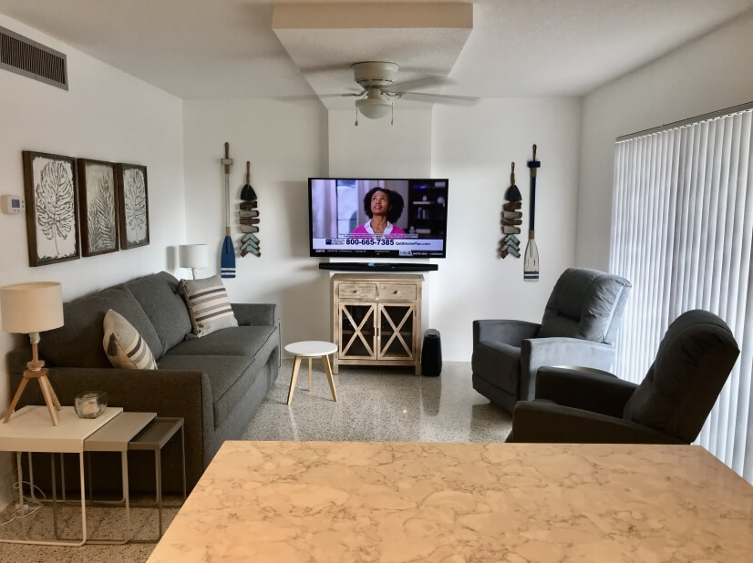 Furnished Executive Condo Cocoa Beach FL