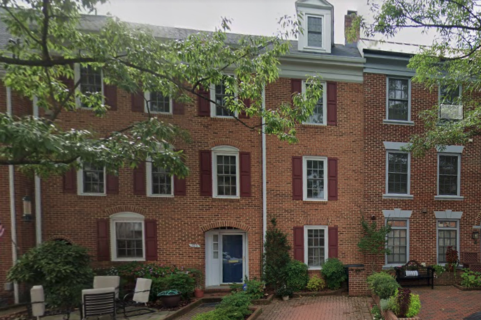 Alexandria Old Town Luxury Townhome