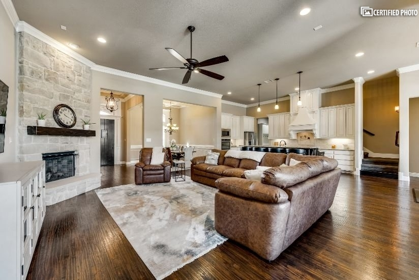 Gorgeous,Custom Home,Executive Retreat