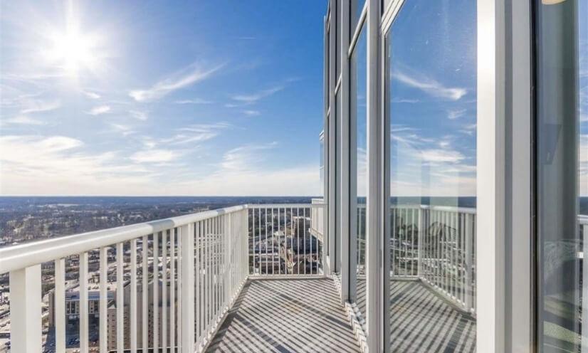 33rd floor penthouse