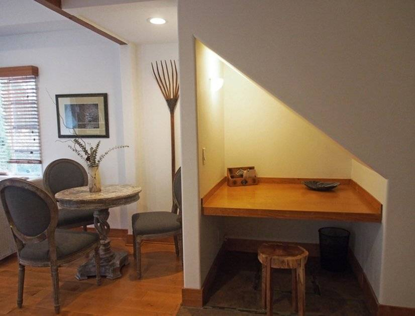 Nook and Dining Area