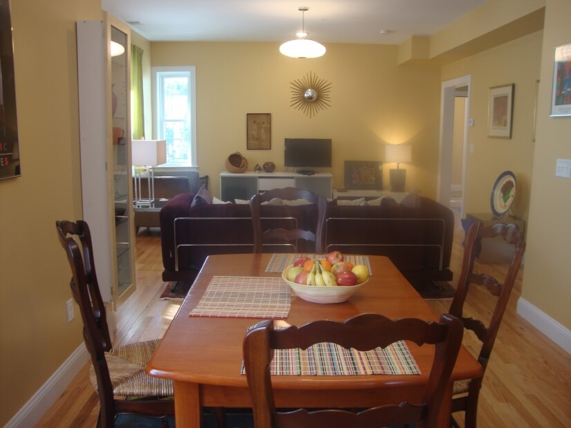 Furnished easy access-Boston & Cambridge
