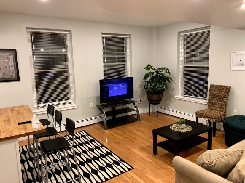 Furnished 3 Bedroom in Longwood Medical Area
