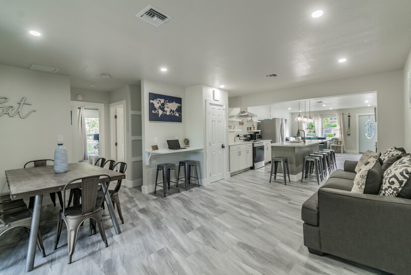 Furnished Delray Beach Home