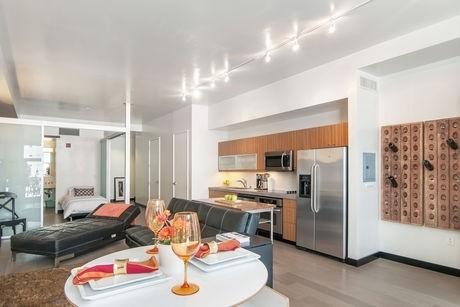 image 10 furnished 2 bedroom Loft for rent in Park West, Central San Diego