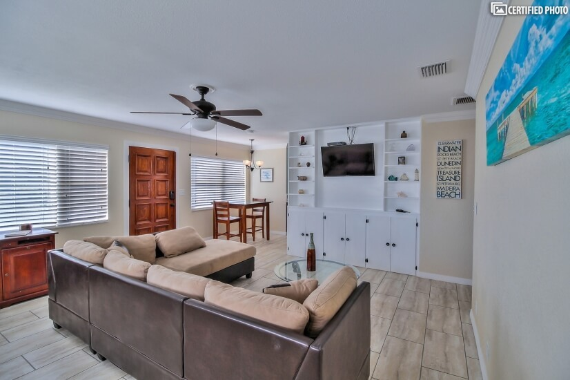 image 4 furnished 2 bedroom House for rent in Clearwater, Pinellas (St. Petersburg)