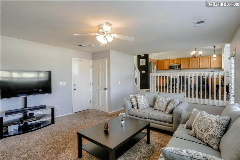 Furnished Highlands Ranch Home- Monthly