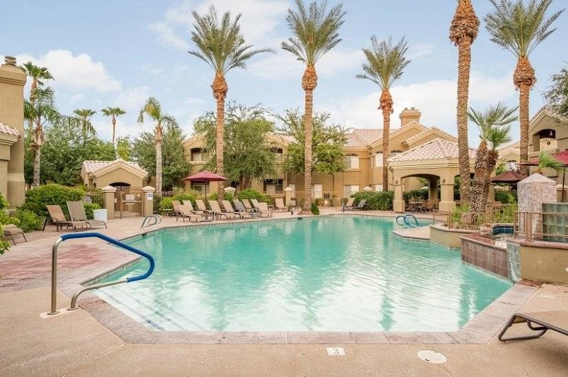 image 3 furnished 3 bedroom Townhouse for rent in Scottsdale Area, Phoenix Area