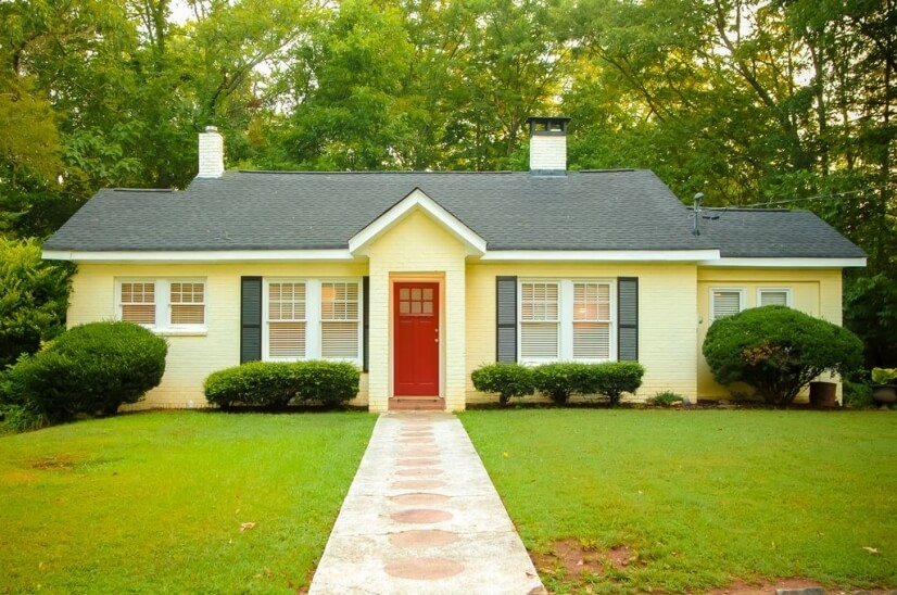 Furnished Historic Roswell Cottage