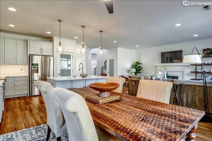 New Furnished Family Home Mystic Ridge