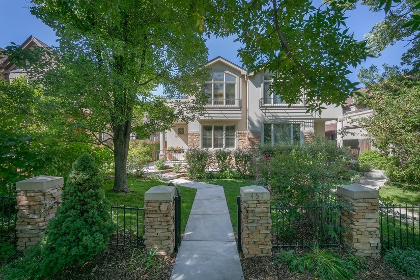 Large Townhouse in Cherry Creek North