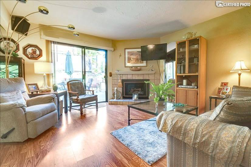 Aptos Furnished One Bedroom Townhouse