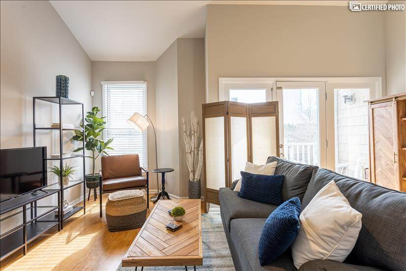 Fully Furnished 1 Bd Downtown Charlotte