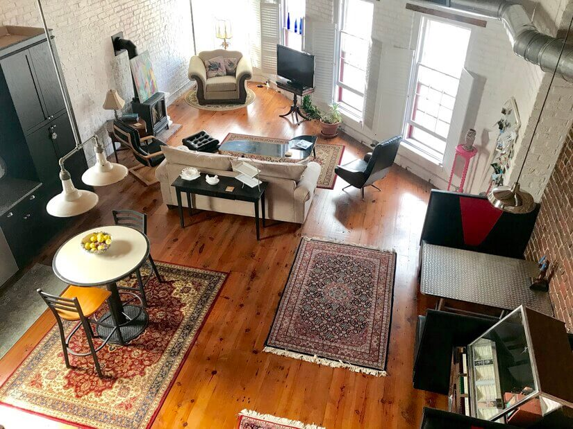 Fully Furnished Loft Apt, Arts District