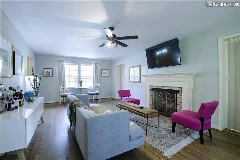 Furnished Fairfax Apartment Rental