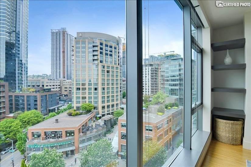Amazing Seattle Views