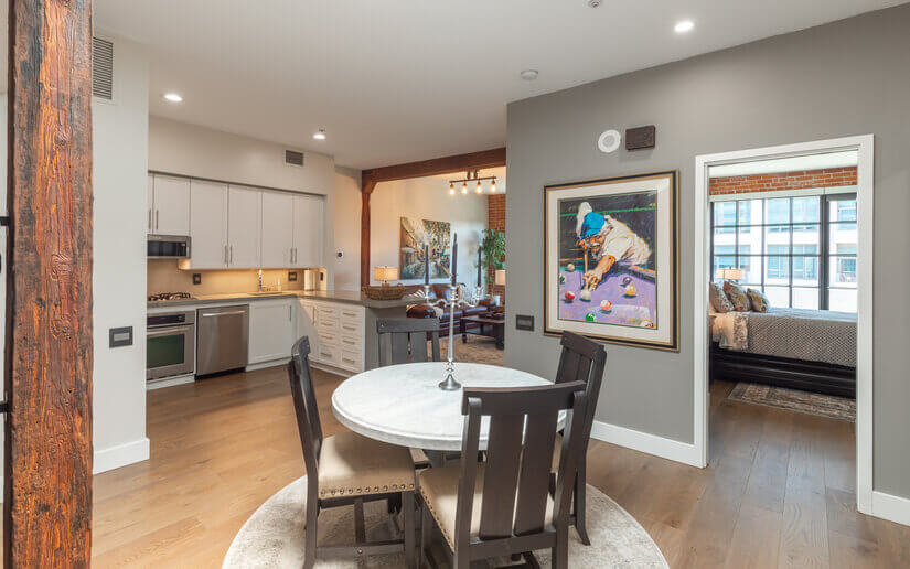 High End Penthouse in Downtown San Diego