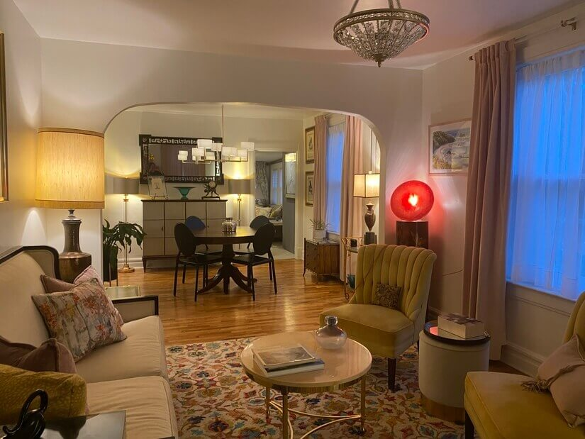 Parisian Luxe in the Old North End