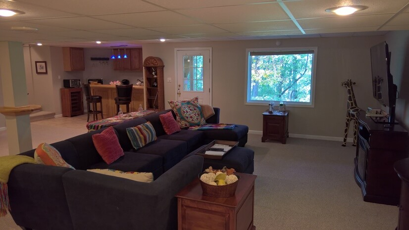 Furnished Apartment w/ Private Entrance