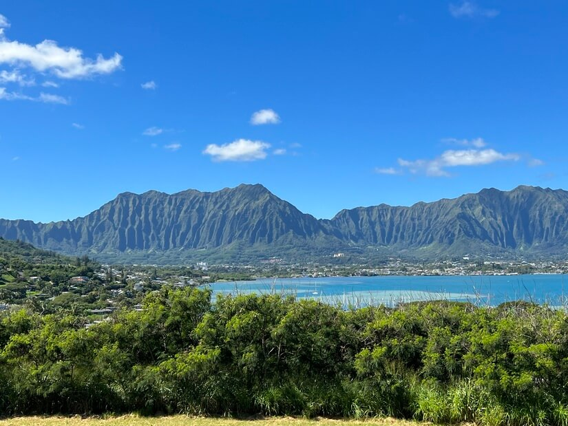 View from Lani