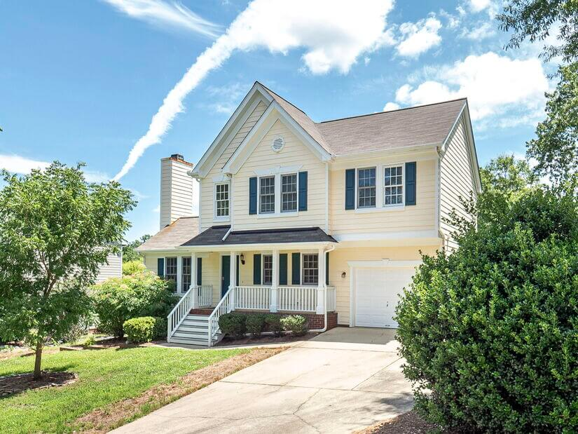 3 Bedroom Home Near Cary Parks & Trails