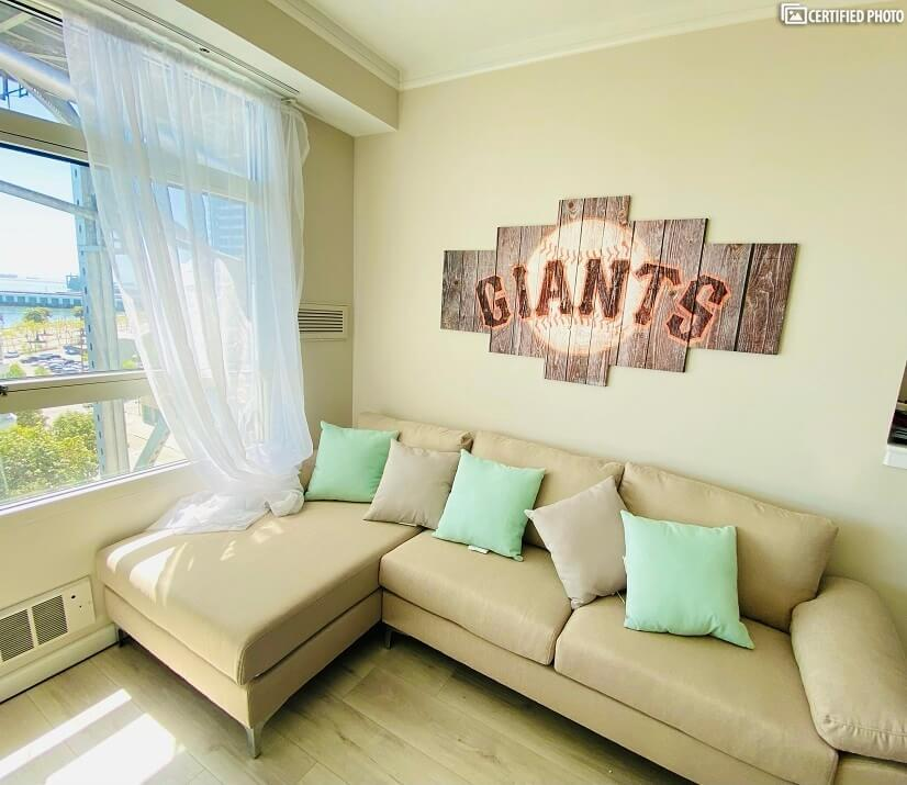 Furnished 1-bed - Heart of San Francisco