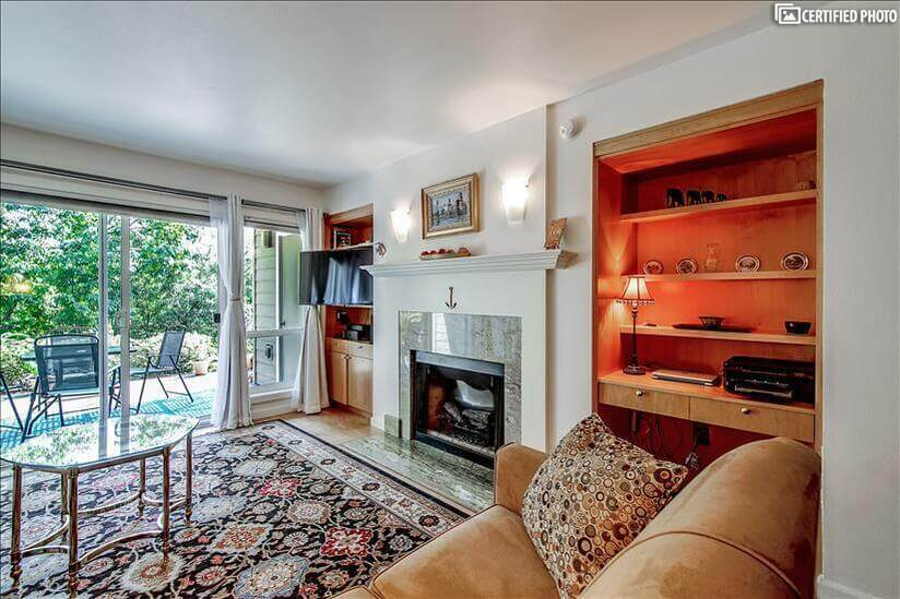 Furnished Condo On River in Portland,OR