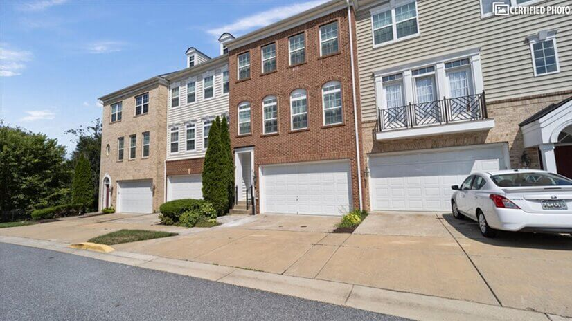 Furnished Townhome Rental