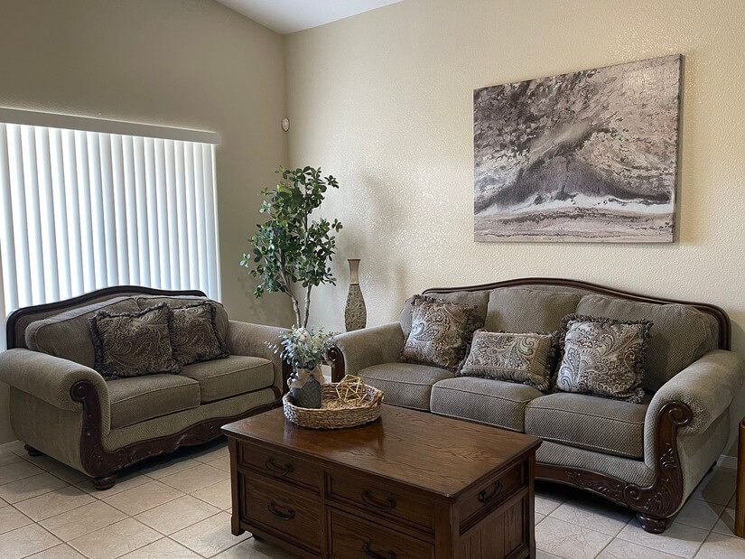 Fully Furnished House Acc. to Pool
