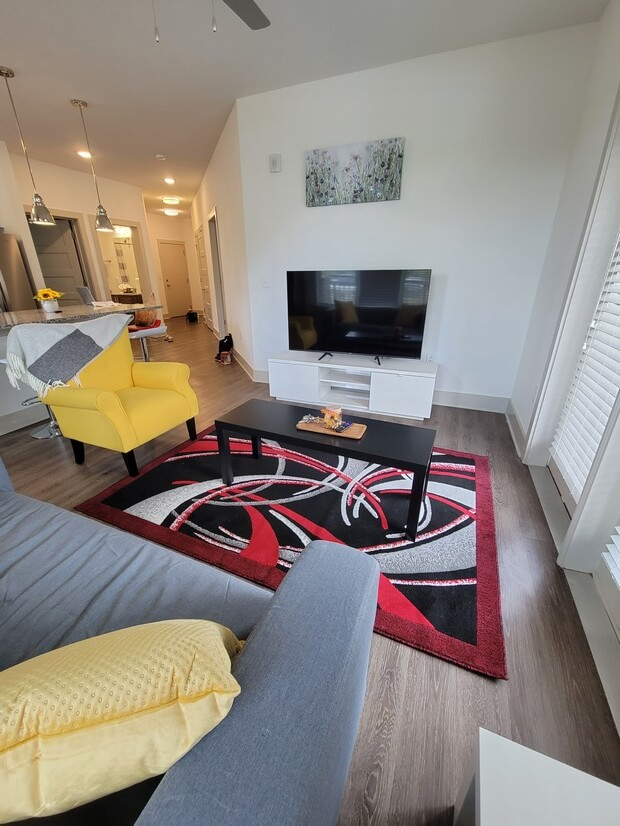 Furnished Luxury Apartment/ pool and gym