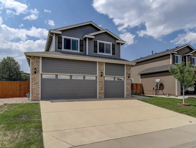 Fully Furnished Castle Rock Home w 3-car
