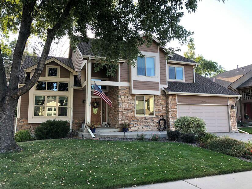 Executive Home in Broomfield, CO
