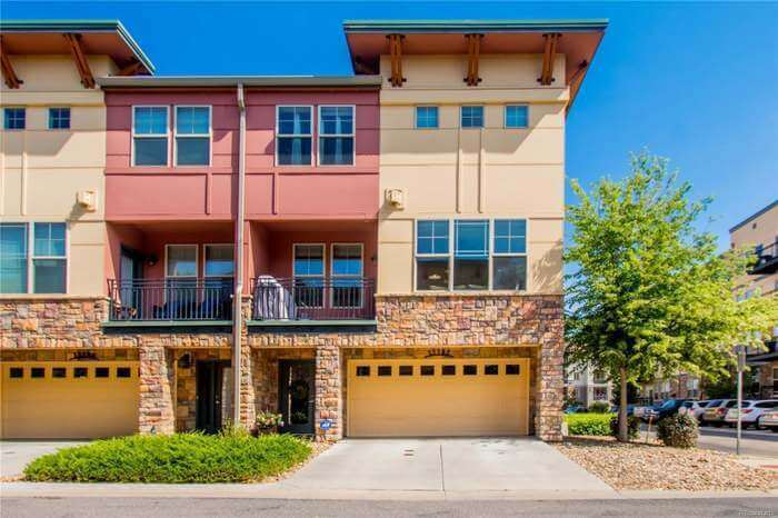 Furnished Townhome Near Boulder