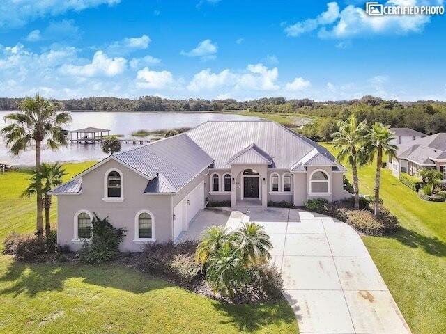 Lakefront Paradise & Dock Near Orlando
