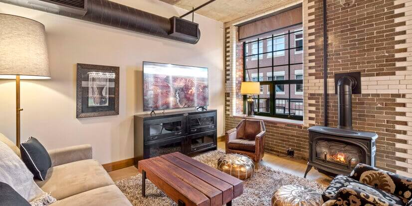 1 Bedroom Apartment in IceHouse Lofts
