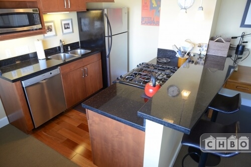 image 3 furnished 1 bedroom Townhouse for rent in Hillcrest, Western San Diego