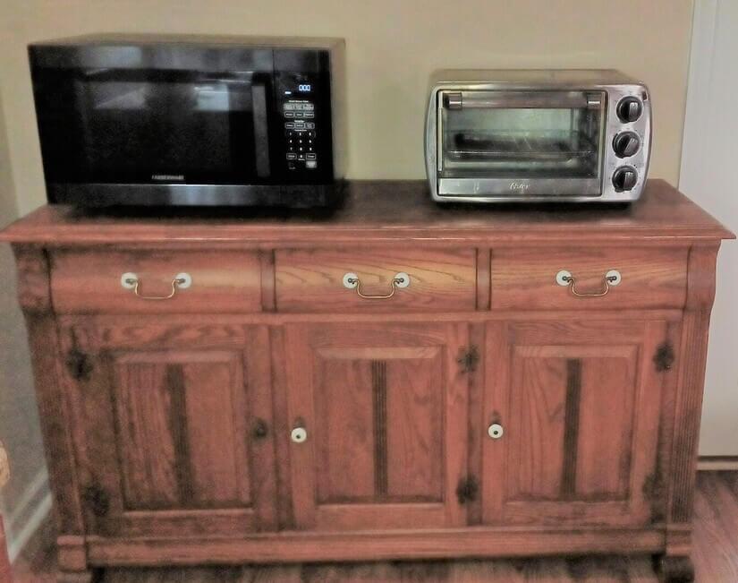 Microwave & Countertop Oven