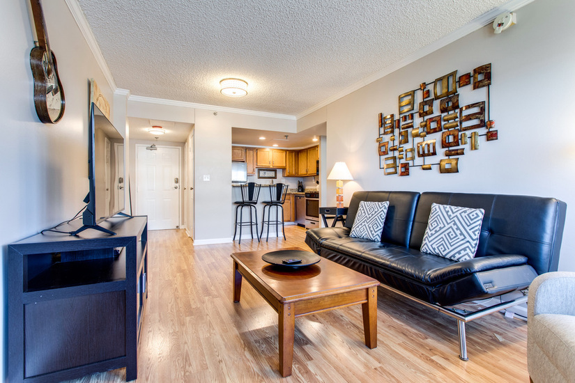 Fabulous Downtown Nashville 1 Bedroom
