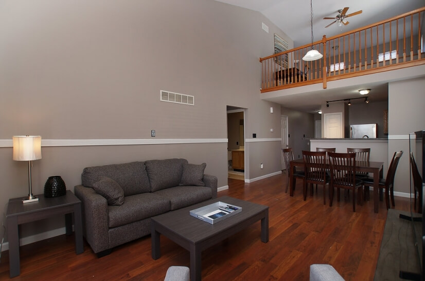 image 2 furnished 2 bedroom Townhouse for rent in Ofallon, St Louis Area
