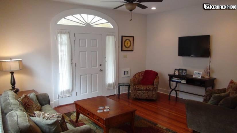 Front Door / Living Room