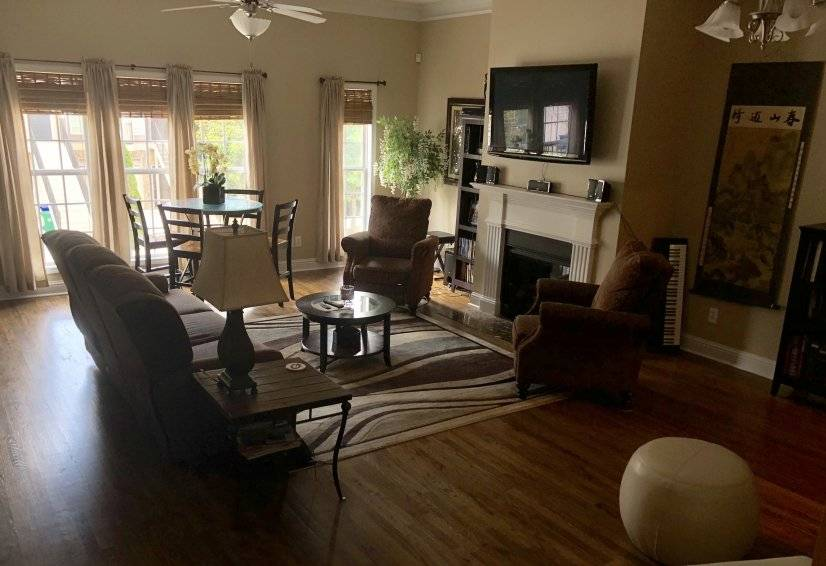 image 4 furnished 3 bedroom Townhouse for rent in Decatur, DeKalb County